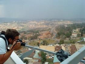 vom Kigali City Tower